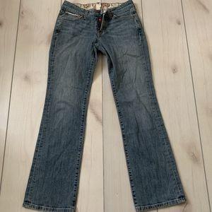 womens 4 lucky brand bootcut jeans